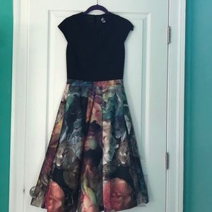 Eana fit and flare Ted Baker dress